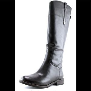 Matisse Yorker black riding boots